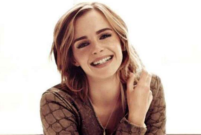 Emma Watson Watercolor Portrait