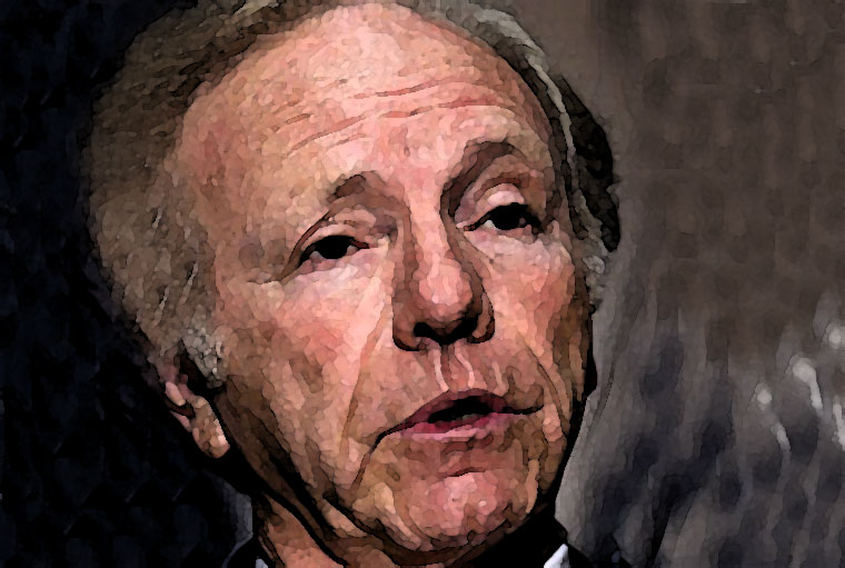 Joe Lieberman Watercolor Portrait